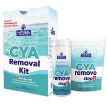 Natural Chemistry - CYA Removal Kit (Cyanuric Acid)