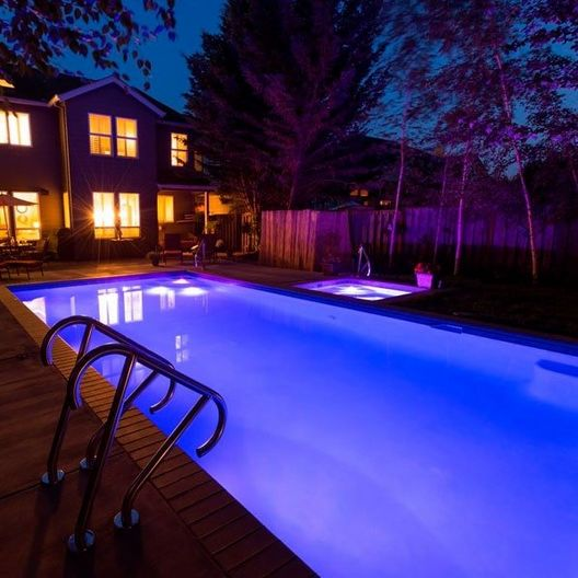 PoolLux Premier Custom Pool Lighting System