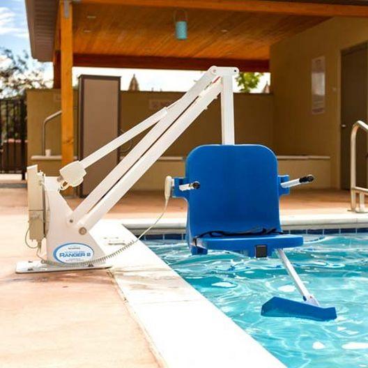 Aqua Creek Products  Ranger 2 Pool Lift