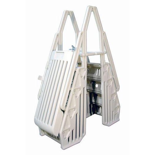 Neptune Step A-Frame Ladder Entry System with Gate NE115