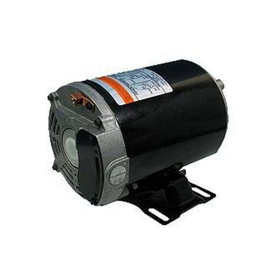 U.S. Motors - Emerson 48Y Thru-Bolt 2-Speed 1.5/0.18HP Full Rated Pool and Spa Motor - 38482