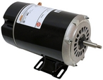 U.S. Motors - Emerson 48Y Thru-Bolt Dual Speed 3/0.38HP Full Rated Pool and Spa Motor - 38485