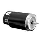 U.S. Motors - Emerson 56J TriStar Single Speed 1HP Up-Rated Pool and Spa Motor - 38501