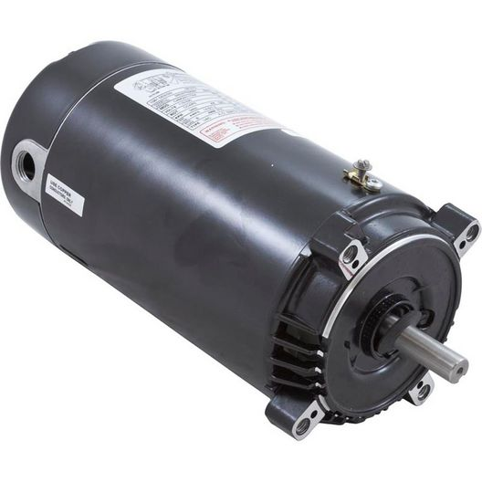 Emerson 56C C-Flange 1-Speed 3/4HP Full Rated Energy Efficient Pool and Spa Motor