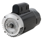 U.S. Motors - Emerson 56C C-Flange 2-Speed 3/4 / 0.10HP Full Rated Pool and Spa Motor - 38527