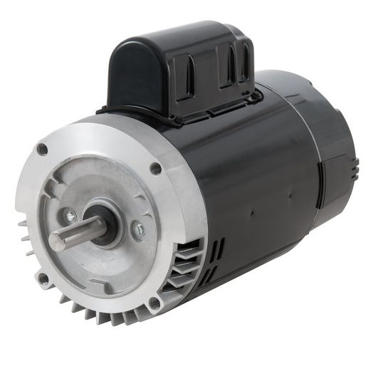 Emerson 56C C-Flange 2-Speed 3/4 / 0.10HP Full Rated Pool and Spa Motor