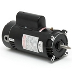 Emerson 56C C-Flange Single Speed 2HP Full Rated Pool and Spa Motor