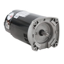 U.S. Motors - ASB841 Square Flange 1HP Full Rated 56Y 115/230V Pool and Spa Motor
