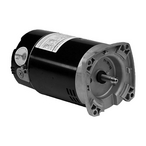Emerson ASB842 Square Flange Single Speed 1-1/2HP Full Rated 56 Motor