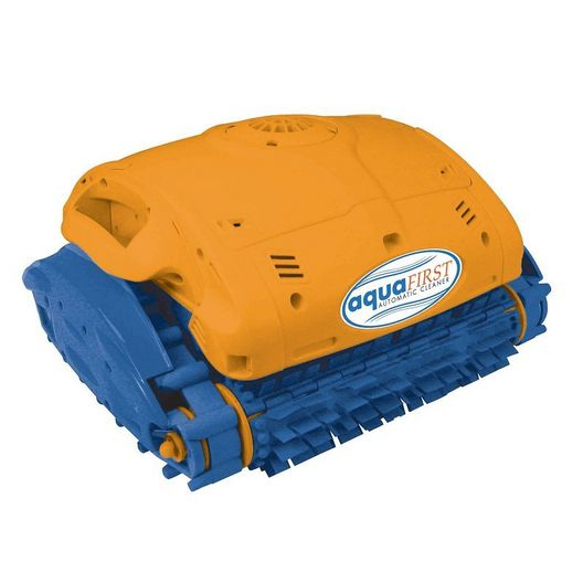 Blue Wave Products - AquaFirst Premium In-Ground Robotic Pool Cleaner - 385376