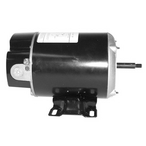 U.S. Motors - Emerson 48Y Thru-Bolt Single Speed 1HP Full Rated Pool and Spa Motor - 38546