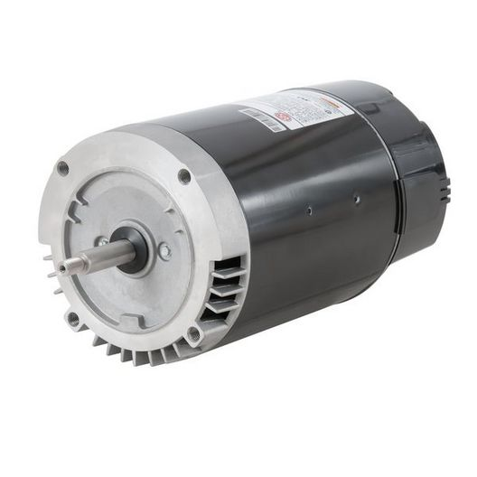 U.S. Motors - Emerson 56J C-Flange Single Speed 3/4HP Full Rated Pool and Spa Motor - 38554