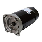 Emerson 56J C-Flange Dual Speed 2/0.25HP Full Rated Pool and Spa Motor
