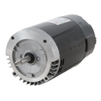 U.S. Motors - Emerson 56J C-Flange 1-Speed 2HP Up-Rated Pool and Spa Motor - 38557