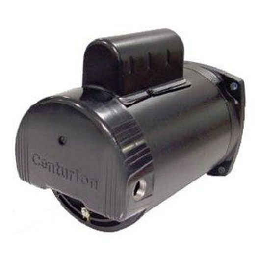 56Y Square Flange 2 HP Full Rated Hayward TriStar Replacement Pump Motor, 12.0-11.0A 208-230V