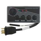 Topside Control Panel, 4 button, 240v, 10 foot cable w/ thermostat and temperature probe