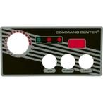 Tecmark - Label 3 Button Display - 385693
