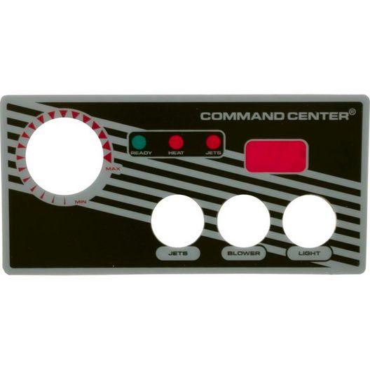 Tecmark  Label 3 Button Display