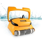Dolphin  Wave 80 Commercial Robotic Pool Cleaner with Caddy