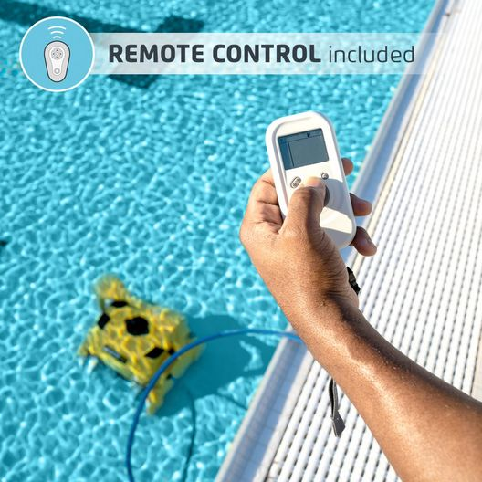 Dolphin  Wave 100 Commercial Robotic Pool Cleaner with Caddy