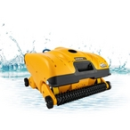 Dolphin - Wave 140 Commercial Robotic Pool Cleaner with Caddy - 385704