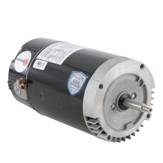 3 hp Full-Rated Motor C Flange 56J - AS - 38570