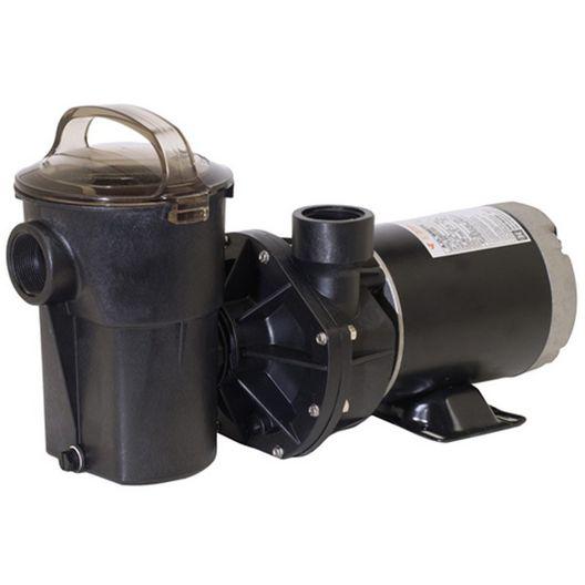 Hayward  Pro Grade  Power-Flo LX Series 1HP Vertical Above Ground Pool Pump with 6 Cord  Premium Warranty