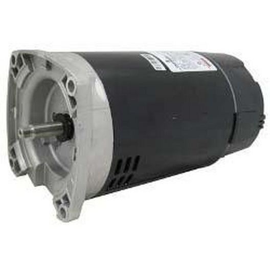Emerson 48Y Square Flange Single Speed 3/4HP Up-Rated Pool and Spa Motor