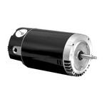 U.S. Motors - ASB625 C-Face 3/4 HP Full Rated 56CZ 115V/230V Pool and Spa Pump Motor - 38587