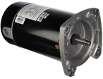 U.S Motors  Emerson 48Y Square Flange 1-Speed 2HP Full-Rated Pool and Spa Motor