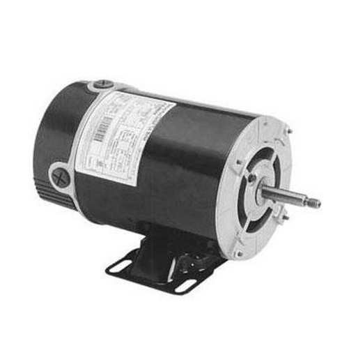 Century A.O. Smith - BN25V1 Thru-Bolt 1 HP 48Y Single Speed Above Ground Pool Motor, 115V