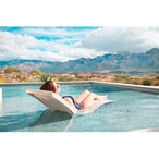 S.R. Smith - Destination Series In-Pool Lounger, Seashell - 386311