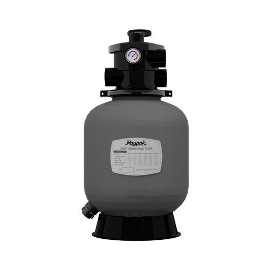 Protege Top Mount Sand Filter, 18 inch