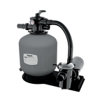 Protege 18 inch Sand Filter System with 1.0 HP Pump