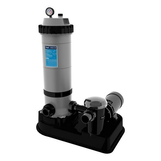 Protege Above Ground Pool Filter Cartridge System, 200 ft, 1.5 HP, 2 SP