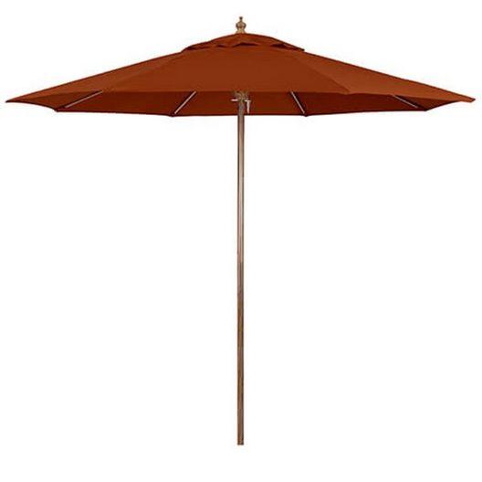 9 ft Umbrella - Navy Blue