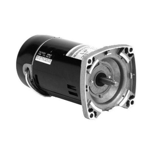 U.S. Motors - Emerson 56Y TriStar 1-Speed 1/2HP Full-Rated Pool and Spa Motor - 38640