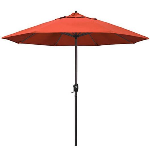 9 ft Umbrella - Royal Blue