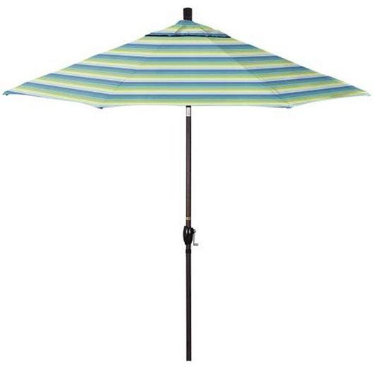 9 ft Umbrella - Pacific Blue