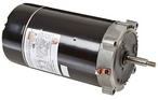 Nidec Motor  48Y Square Flange Single Speed 1-1/2HP Up-Rated Pool and Spa Moto