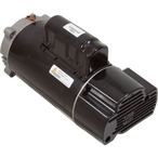 U.S. Motors - 56J C-Flange Single Speed 2.25HP Up-Rated Pool and Spa Motor - 38659