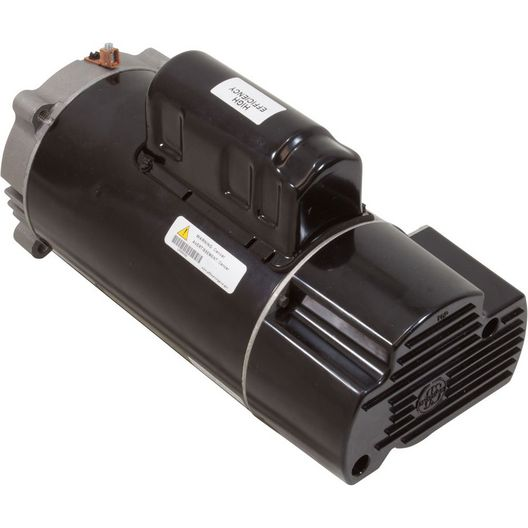 56J C-Flange Single Speed 2.25HP Up-Rated Pool and Spa Motor