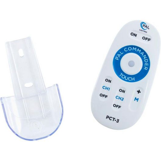 PAL Lighting - PCT-3 PAL Commander Remote with Wall Mount - 386637