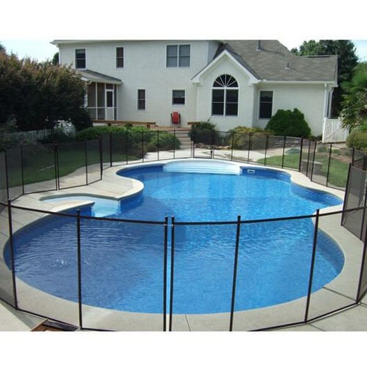 5 ft. Premium Removable Safety Fence For In Ground Pools - MASTER-prod1850007