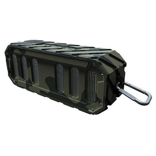 Rugged Rocker Waterproof Bluetooth Speaker Beach Camo