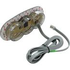 Balboa - Topside Control Panel VL406U, 4 Button LCD Display - 386790