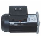 Jacuzzi&reg  38710 TEFC 1.5 HP Squared Single Speed Pool Motor