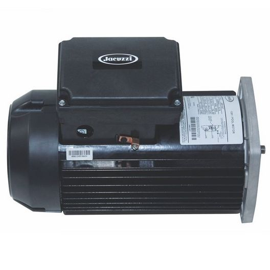 TEFC 2 HP Squared Single Speed Pool Motor