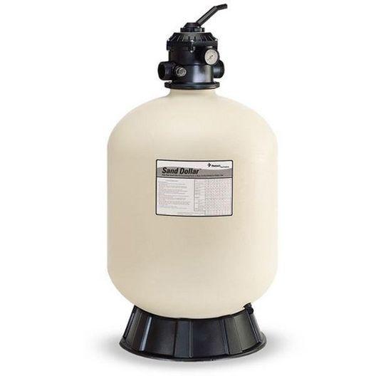 "Pentair - EC-145322 - 1-1/2"" Top Mount Sand Filter - Limited Warranty - 387203"