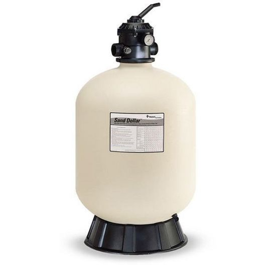 Pentair - EC-145333 - Top Mount Sand Filter - Limited Warranty - 387204